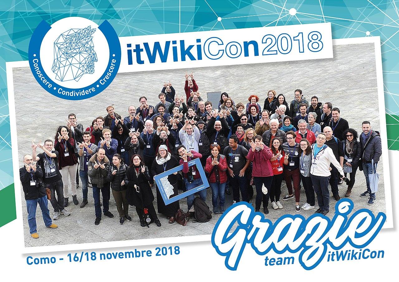 itWikiCon 2018
